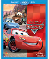 Disney Cars Blu-ray and DVD Combo Pack