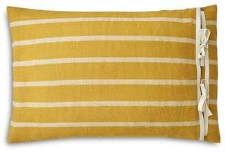 "Ralph Lauren Morrene Stripe Decorative Pillow, 16"" x 24"""