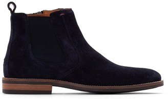 f398eff9d399 Tommy Hilfiger Daytona Leather Chelsea Boots