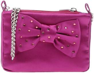 Miss Blumarine Cross-body bags - Item 45365956