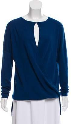 Derek Lam Cashmere & Silk Sweater