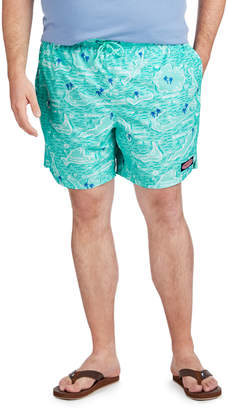 Vineyard Vines Map Of The Islands Chappy Trunks