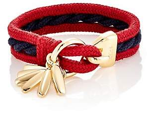 Chloé Women's Rope Charm Bracelet-Navy