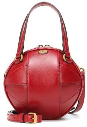 Gucci Tifosa Mini leather tote