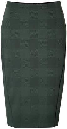 Rag & Bone Plaid Pencil Skirt
