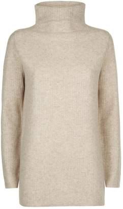 Vince Ribbed Turtleneck Sweater