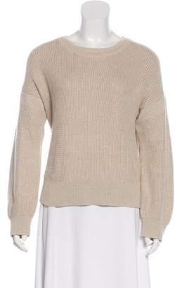White + Warren Long Sleeve Knit Sweater