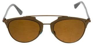 Christian Dior Reflected Round Sunglasses