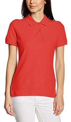 Fruit of the Loom Women's Premium Polo Shirt,18 (Manufacturer Size:)