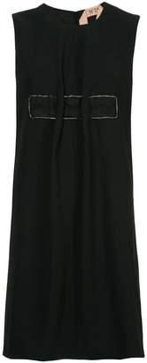 No.21 embellished shift dress