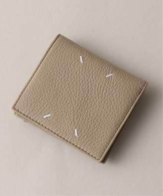 Maison Margiela (メゾン マルジェラ) - WORLDLY-WISE 【MAISON MARGIELA 11】/ Small Leather Wallet / スモールレザーウォレット