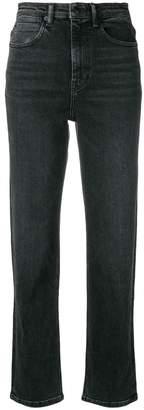 Alexander Wang Wake Flex cropped jeans
