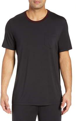 Daniel Buchler Modal Blend Crewneck T-Shirt