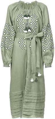 DAY Birger et Mikkelsen March 11 embroidered tassel dress