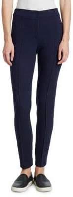Akris Punto Waffle Knit Jersey Pants