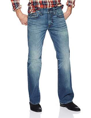 True Religion Men's Billy Flap Bootcut