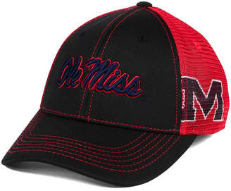 Top of the World Ole Miss Rebels Peakout Stretch Cap