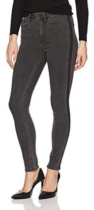 Calvin Klein Jeans Women's Women's High Rise Denim Legging Jean