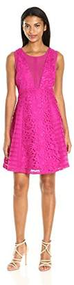 Adelyn Rae Women's Loretta Fit and Flare