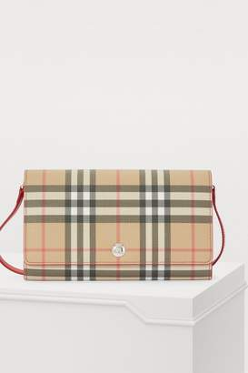 Burberry Hannah wallet