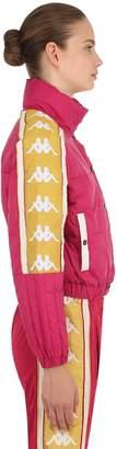 Kappa Alyson Cropped Puffer Jacket