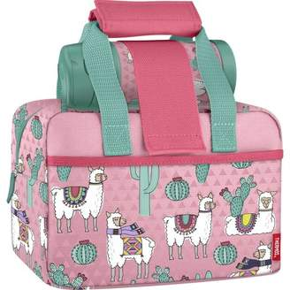 Thermos Lunch Duffel with Water Bottle - Llamas