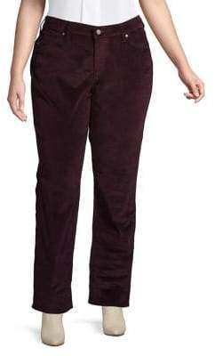 Levi's Plus 414 Classic Straight Corduroy Pants