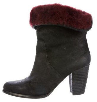 UGG Australia Layna Suede Boots $125 thestylecure.com