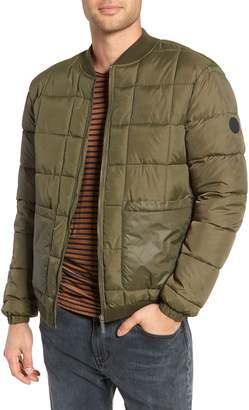 NATIVE YOUTH Quilted Short Jacket