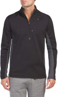 Beast Baselayer Quarter Zip Top