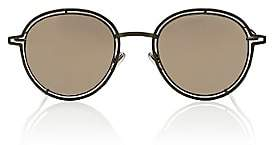 Christian Dior MEN'S 0210S SUNGLASSES-GOLD