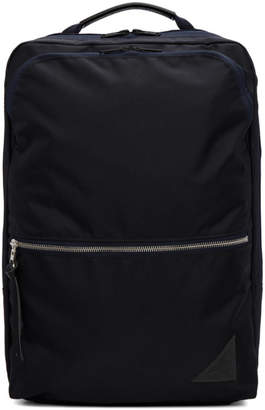 Master-piece Co Navy Various Backpack