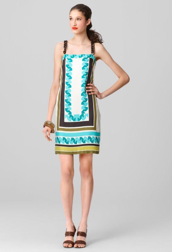Adrienne Chain Dress
