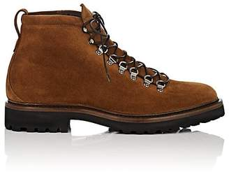 Franceschetti Men's Suede Hiking Boots