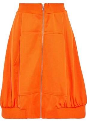 Moschino French Terry Skirt