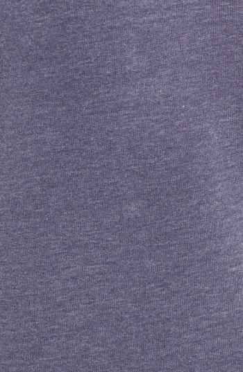 Women's Treasure & Bond Off The Shoulder Fleece Knit Dress 4