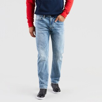 Levi's 502 Regular Taper Straight Leg Denim Jeans