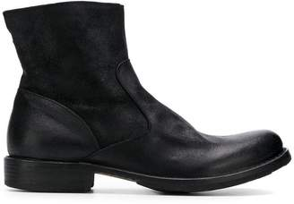 Fiorentini+Baker slip-on ankle boots