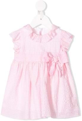 Miss Blumarine frilled babydoll dress