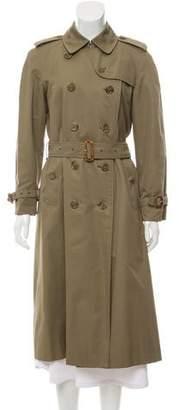 Burberry Vintage Long Coat