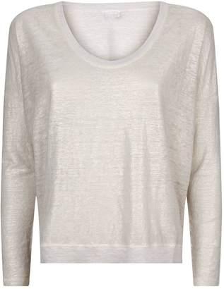 120% Lino 120 Lino Metallic T-Shirt