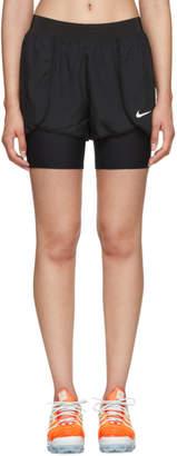 Nike Black Flex Bliss Gym Shorts
