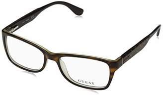 GUESS GU2609 GU2609 0 Rectangular Optical Frames