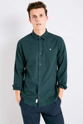 Jack Wills Salcombe Flannel Gingham Shirt