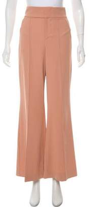 Alice + Olivia High-Rise Wide Pants