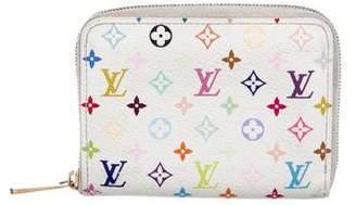 Louis Vuitton Multicolore Zippy Coin Purse