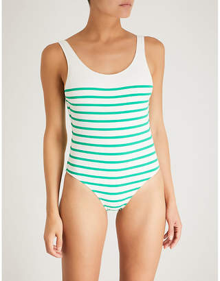 Solid & Striped Anne-Marie scoop-neck swimsuit