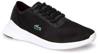Lacoste Women's LT Fit SPORT Monochrome Mesh and Leather Trainers