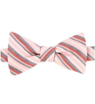 STAFFORD Stafford Stripe Bow Tie