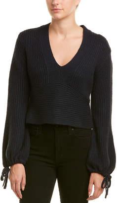 A.L.C. Schwartz Wool & Camel-Blend Sweater
